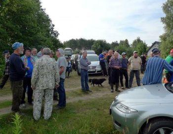 I Mistrzostwa Kół Policyjnych OMPZW na J.Skoki .