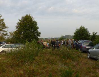 Zawody spławikowe na J.Skoki w dniu 10 września 2017 roku.