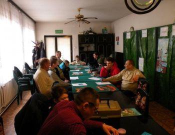 I-sze spotkanie SZKÓŁKI WĘDKARSKIEJ w 2018 r. -Koło 126
