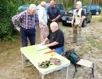Zawody w dniu 18 sierpnia-O PUCHAR PREZESA KOŁA 126
