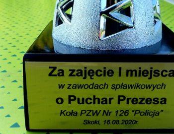 Puchar Prezesa Koła Nr 126