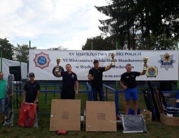 Mistrzostwa Polski Służb Mundurowych w Wędkarstwie Spławikowym 2018